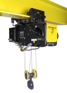 Spacemaster EX wire rope Hoist (R&M Hoist)