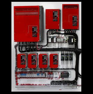 Custom AC Control Panels (Magnetek)