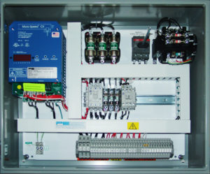 Standard Bridge/Jib Motion Control Panels (Power Elec.)