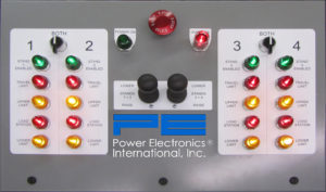Complete Custom control Panels and Consoles (Power Elec.)