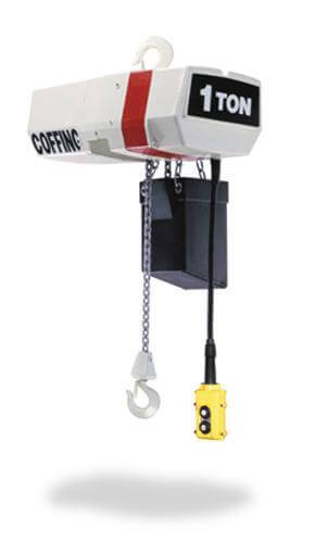 CM Coffing EC Electric Chain Hoist