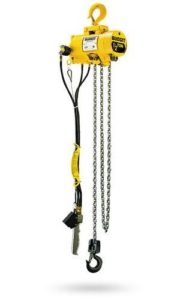 CM Budgit Series 2200 Air Chain Hoist