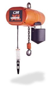 CM Lodestar XL Electric Chain Hoist