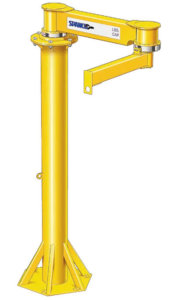 Spanco Freestanding Articulating Jib