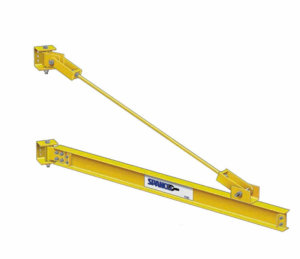 Spanco Tie Rod Supported Wall Mounted Jib