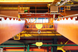 How to Upgrade Individual Components of Your Overhead Crane